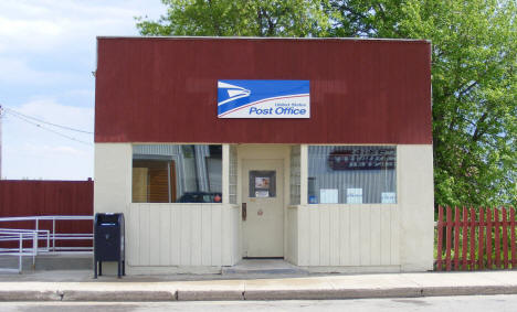 US Post Office, Ogema Minnesota, 2008