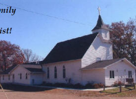 Lewis Lake Covenant Church, Ogilvie Minnesota