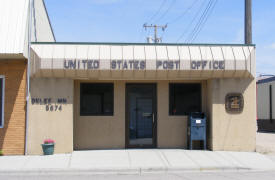 US Post Office, Oklee Minnesota