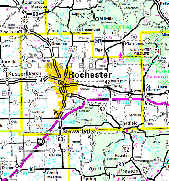 IBM Rochester Every County