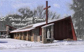 St. Therese Little Flower Mission, Onamia Minnesota