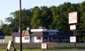 Happy's Drive-In, Onamia minnesota