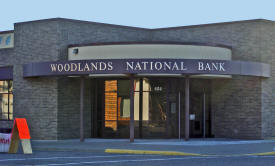 Woodlands National Bank, Onamia minnesota
