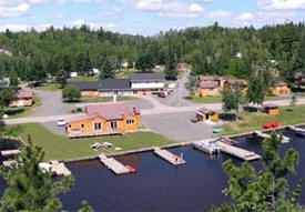 Sunset Resort & Campground, Orr Minnesota
