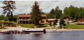 Trail's End Resort, Orr Minnesota