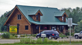 Voyageur Log Homes, Orr Minnesota