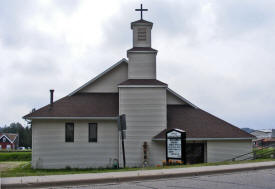 Calvary Lutheran Church, Orr Minnesota