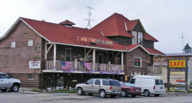 T Pattenn Cafe, Orr Minnesota