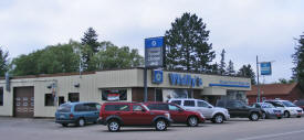 Wally's Auto Service, Orr Minnesota