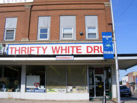 Thrifty White Drug Store, Osakis Minnesota