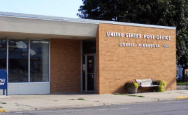 US Post Office, Osakis Minnesota