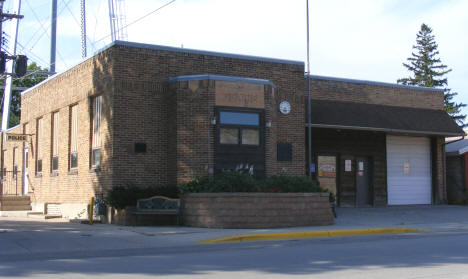 City Hall and Police Station, Osakis Minnesota, 2008