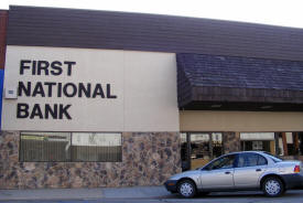 First National Bank of Osakis, Osakis Minnesota