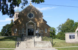 Immaculate Conception Church, Osakis Minnesota