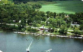 Linwood Resort & Campgrounds, Osakis Minnesota