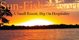Sun-Fish Resort, Osakis Minnesota