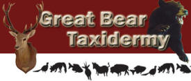 Great Bear Taxidermy, Osakis Minnesota