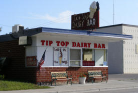Tip Top Dairy Bar, Osakis Minnesota