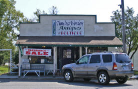 Timeless Wonders Antiques, Ottertail Minnesota