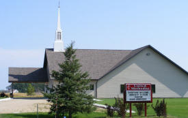 Ottertail United Methodist Church, Ottertail Minnesota