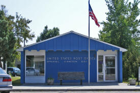 US Post Office, Ottertail Minnesota