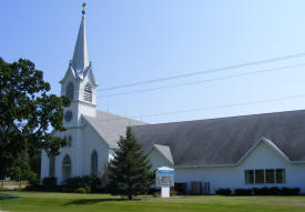 St. John's Lutheran Church, Ottertail Minnesota