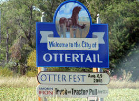 Welcome to Ottertail Minnesota!