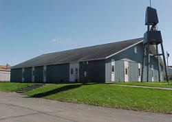 Our Lady of the Pines Catholic Church, Nevis Minnesota