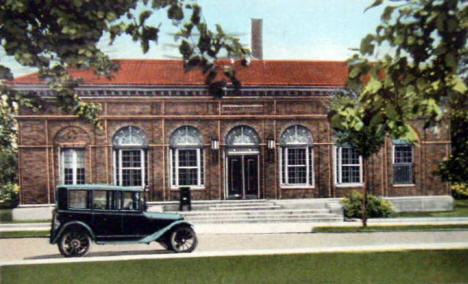 Post Office, Owatonna Minnesota, 1929