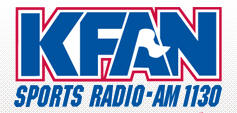 "KFAN-AM, Minneapolis Minnesota - ""The Fan"""