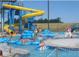 River Springs Water Park, Owatonna Minnesota