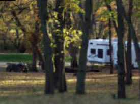 River View Campground, Owatonna Minnesota
