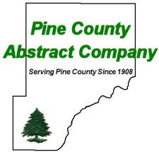 Pine County Abstract Company, Pine City Minnesota