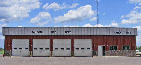 Fire Department and Community Center, Palisade Minnesota, 2009