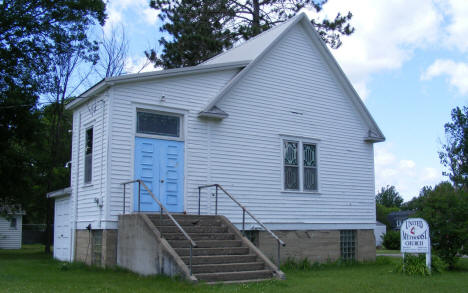 United Methodist Church, Palisade Minnesota, 2009