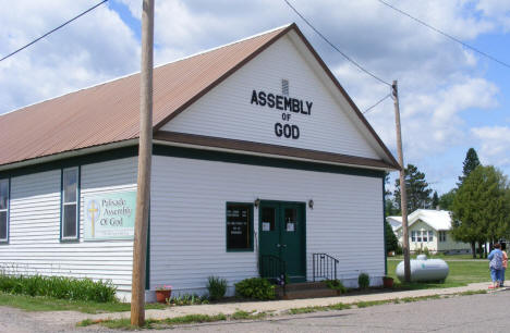 Assembly of God Church, Palisade Minnesota, 2009