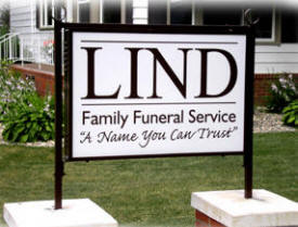 Lind Family Funeral Service, Parkers Prairie Minnesota