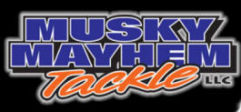Musky Mayhem Tackle, Parkers Prairie Minnesota