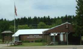 Paul Bunyan Historical Museum, Akeley Minnesota