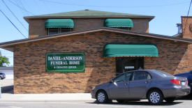 Daniel-Anderson Funeral Home, Paynesville Minnesota