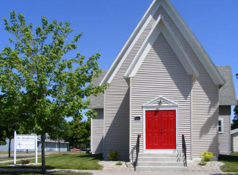 St. Stephen's Episcopal Church, Paynesville Minnesota, 2009