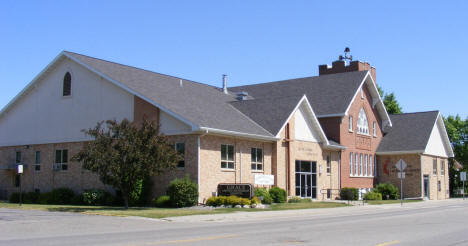 Grace United Methodist Church, Paynesville Minnesota, 2009