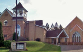 Christian Reformed Church, Pease Minnesota