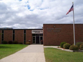 Pelican Rapids High School, Pelican Rapids Minnesota