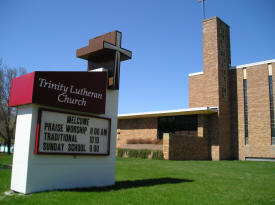 Trinity Lutheran Church, Pelican Rapids Minnesota
