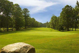 Whitefish Golf Course, Pequot Lakes Minnesota