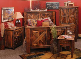 Lonesome Cottage Furniture Company, Pequot Lakes Minnesota