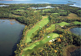 Deacon's Lodge Golf Course, Pequot Lakes Minnesota