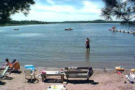 Galles' Upper Cullen Resort & Campground, Pequot Lakes Minnesota