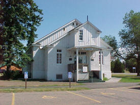 Cole Memorial Building, Pequot Lakes Minnesota